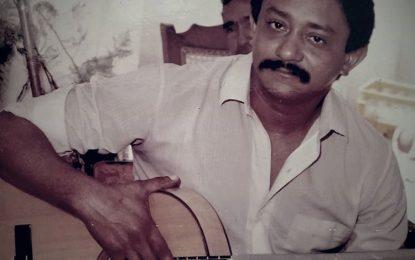 Veinte años sin 'Nando' Marín y su guitarra bendita