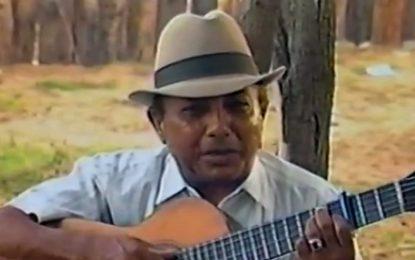 Hace 20 años, se marchó el cantor de Fonseca