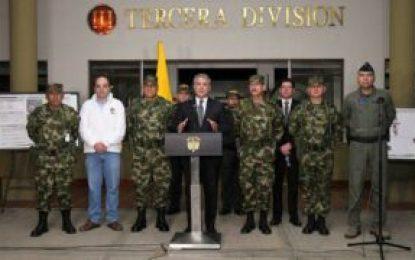 En golpe letal de la fuerza pública fue abatido alias «Alonso»,cabecilla de disidencias de las Farc