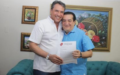 Festival Vallenato en homenaje a Jorge Oñate