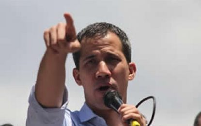 Guaidó da por terminados diálogos con el régimen de Maduro: El mecanismo de Barbados se agotó