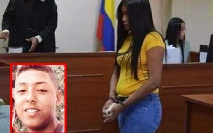 Condenan a ocho años de prisión a mujer que asesinó a su novio