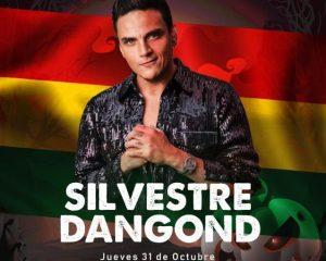 Silvestre Dangond lleva su vallenato a Bolivia