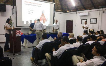 Drummond Ltd. continúa fortaleciendo su cultura de seguridad a través de Mentoring para la alta gerencia