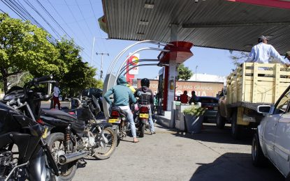 Alcaldía solicita aumento de cupo de gasolina subsidiada para Valledupar