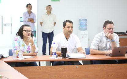 Aguas del Cesar presentó balance de proyectos durante empalme