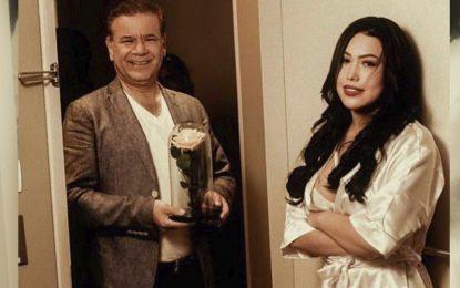 Ana del Castillo le pide perdón a Iván Villazón
