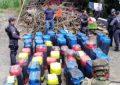 Más de dos toneladas y media de marihuana Cripy fueron incautadas en el Valle del Cauca