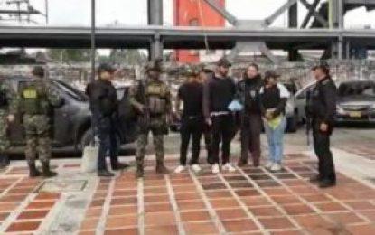 Ejército Nacional rescata a cuatro personas secuestradas por el Eln