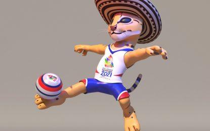 Uepajé, la mascota de los Juegos Bolivarianos, Valledupar 2021
