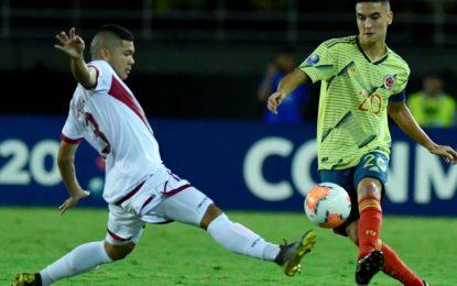 Colombia venció a Venezuela en el preolímpico