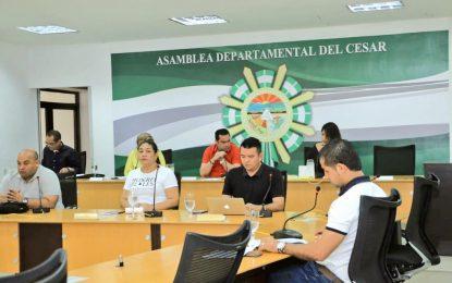 Asamblea aprobó facultades al Gobernador para contratar y firmar convenios