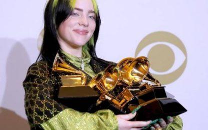 Descubre el listado completo de ganadores en los Premios Grammy 2020