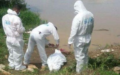 Hallan cuerpo sin vida de menor en el río Sinú