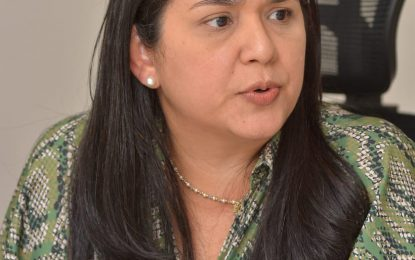 Lina Prado Galindo es la nuevagerente de Aguas del Cesar S.A