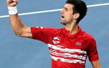 Djokovic y Federer pasaron a tercera ronda del Abierto de Australia