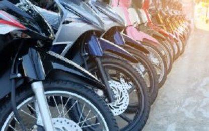 En 2019 entraron en circulación más de 600 mil motocicletas nuevas en el territorio colombiano