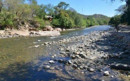 Un S.O.S para el río Guatapurípor el bajo nivel de su caudal