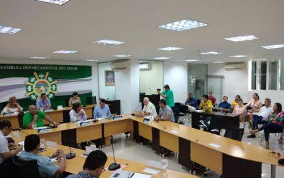 Diputados evaluarán avances  del Plan Departamental de Agua