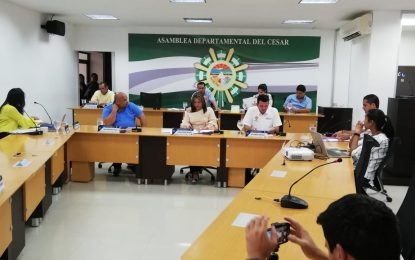 Proponen crear comité de impulso para mejorar servicio de acueducto y alcantarillado en el Cesar