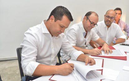 Dos convenios impulsan el sector ganadero y el CDT del Cesar