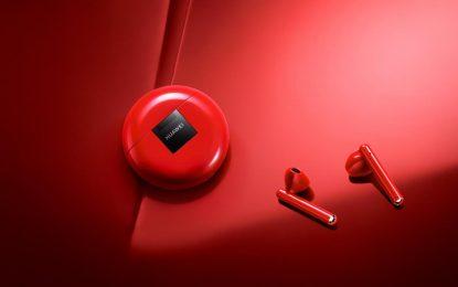 Tecnología en rojo pasión, el regalo perfecto para San Valentín