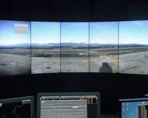 Indra revoluciona el control aéreo con una torre remota basada en inteligencia artificial