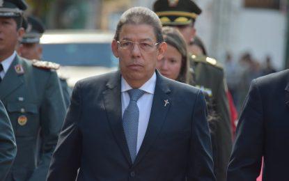Embajador de Colombia ante Bolivia presentó cartas credenciales