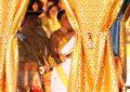 El rey de Tailandia se aísla del coronavirus en un hotel de lujo de Alemania con 20 concubinas