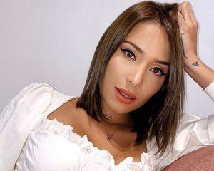 Luisa Fernanda W, por fin, muestra bien cómo se ve su barriga