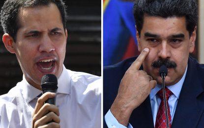 EE.UU. propone elecciones en Venezuela sin Maduro ni  Guaidó