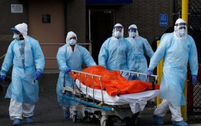 La cifra de infectados de covid-19 en EE.UU. supera los 250.000 casos