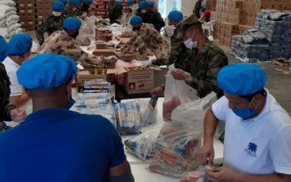 En emergencia de covid-19: Drummond apoya amás de 15.000 familias de Cesar y Magdalena con agua potable, alimentos e insumos médicos
