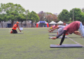 Con ejercicios físicos y comparendos  sancionan a quienes salgan de casa
