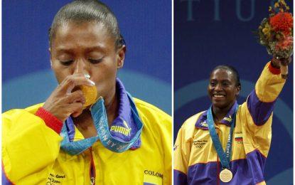 Así fue que María Isabel Urrutia  levantó el primer oro Olímpico para Colombia