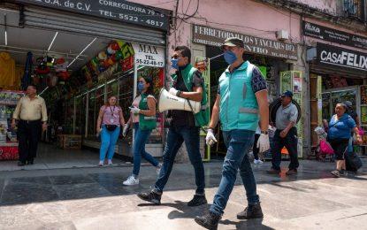"""México, el país de América Latina que menos respeta el """"quédate en casa"""": Google"""