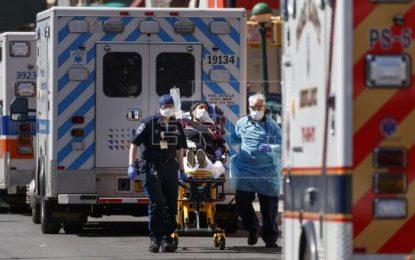 EE.UU. supera los 10.000 fallecidos por COVID-19