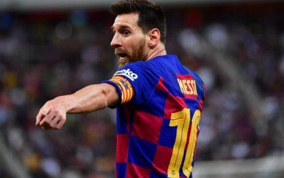 Messi asegura que el fútbol, como la vida en general, no volverá a ser igual
