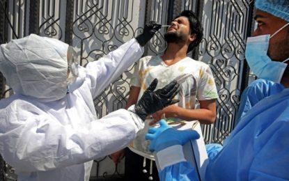 Por primera vez en Colombia se registran más de 5.000  contagios  en un día