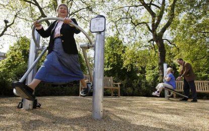 Tras tutela ahora serán dos horas diarias de actividad al aire libre a mayores de 70 años