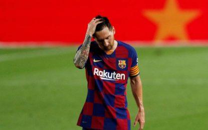¿Qué le espera ahora al Barcelona? luego que Messi saliera a criticar el equipo