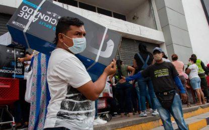 En las últimas 72 horas se presentaron 4.604 contagios en Barranquilla  y 6.732 en el  Atlántico