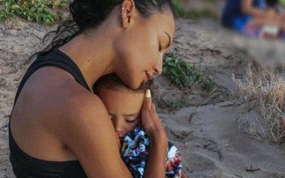 El último acto heroico de Naya Rivera: con el resto de sus fuerzas habría dado la vida por su hijo