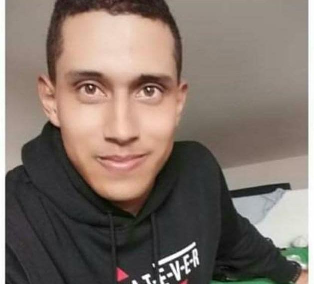 Patrullero Jesús David Gullo González