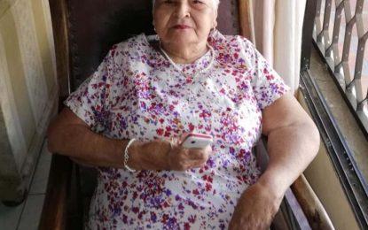 Rosalbina, la mujer que amó a Luis Enrique Martínez hasta el final de sus días