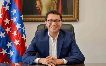 Caicedo solicita el apoyo de un equipo de médicos y salud pública de Cuba, para que ayuden en la atención del  Covid-19 en el Magdalena