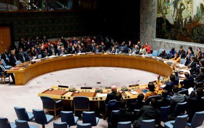 Desde marzo no se reunía Consejo de Seguridad de la ONU, de forma presencial