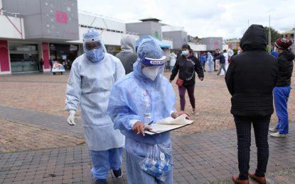 Nuevo record: casi 9.000 contagios y 259 muertos por coronavirus en un día  en Colombia