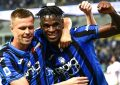 [Video] Con una linda definición, Duván Zapata marca golazo ante Juventus