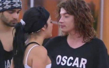 Se acuerdan de la pelea de Elianis Garrido y Óscar Naranjo en 'Protagonistas de Nuestra Tele'; ella contó la verdad